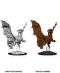 D&D Miniatures: Nolzur's Marvelous Miniatures: Young Copper Dragon