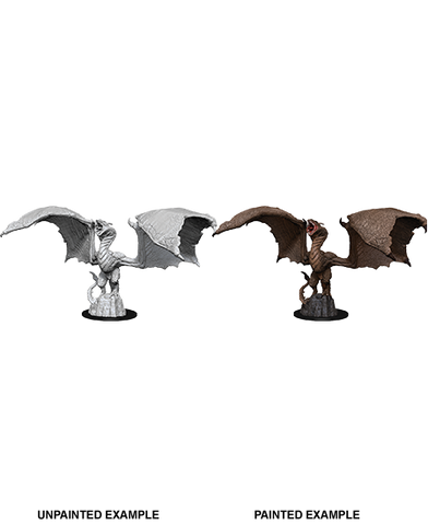 D&D Miniatures: Nolzur's Marvelous Miniatures: Wyvern