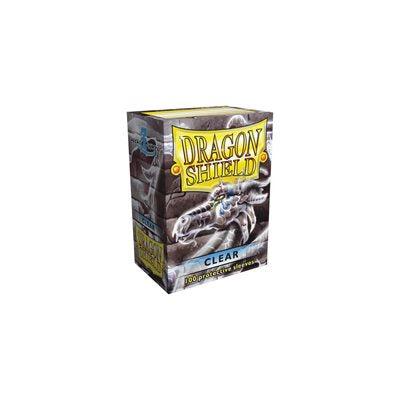 Dragon Shield Clear Classic Sleeves (100ct)