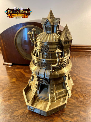 Fates End Artificer Dice Tower - Made to Order