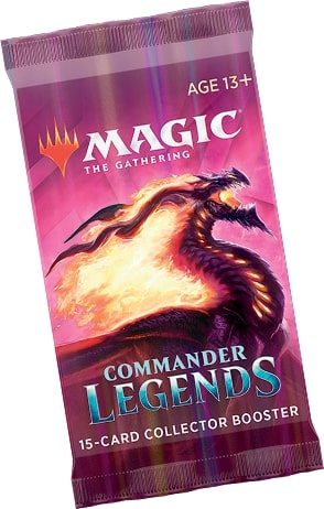 MTG: Commander Legends Collector Boosters