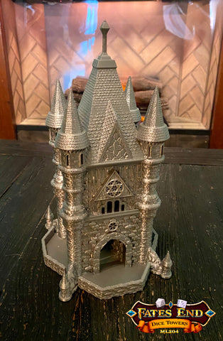 Fates End Cleric Dice Tower - Made to Order
