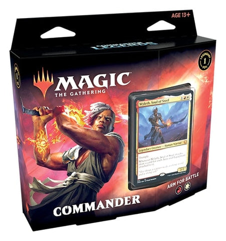MTG: Commander Legends Deck: Arm for Battle