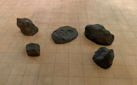 Scatter Terrain Pack: Rock Set 1