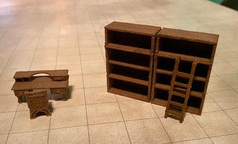 Scatter Terrain Pack: Interior Set 2