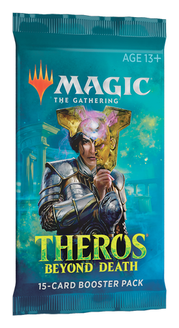 MTG: Theros Beyond Death Draft Boosters