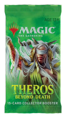 MTG: Theros Beyond Death Collector Boosters