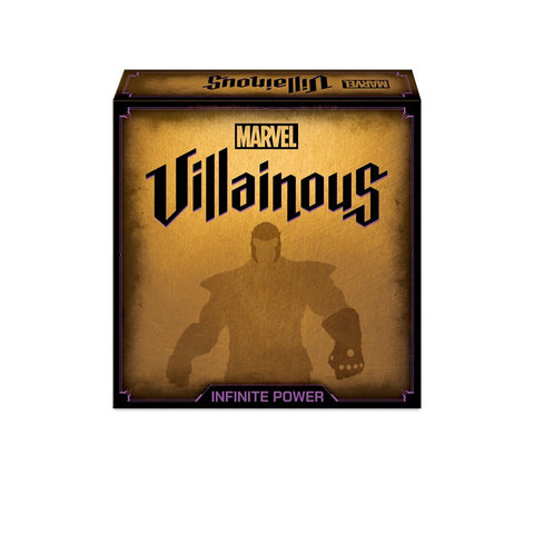 Disney: Villainous: Marvel Edition