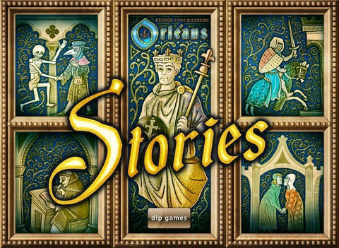 Orleans: Stories