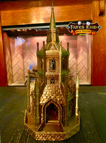 Fates End Paladin Dice Tower