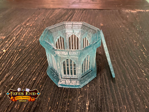 "Fates End ""Stone"" Dice Jail"