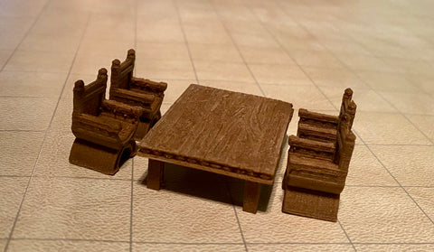 Scatter Terrain Pack: Interior Set 1