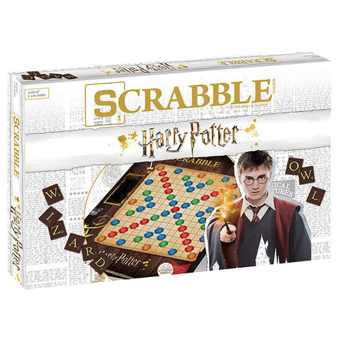Scrabble: The World of Harry Potter