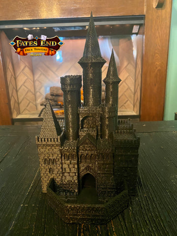 Fates End Vampire Dice Tower - Made to Order