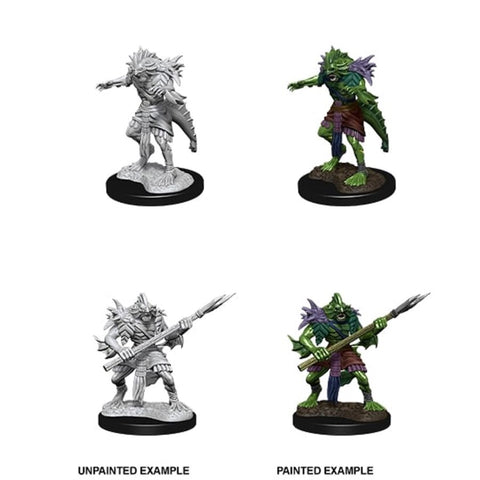 D&D Miniatures: Nolzur's Marvelous Miniatures: Sahuagin
