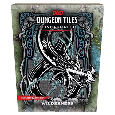 Dungeons & Dragons Dungeon Tiles Reincarnated: Wilderness