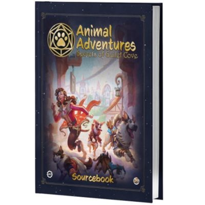 Animal Adventures - Secrets of Gullet Cove: Sourcebook