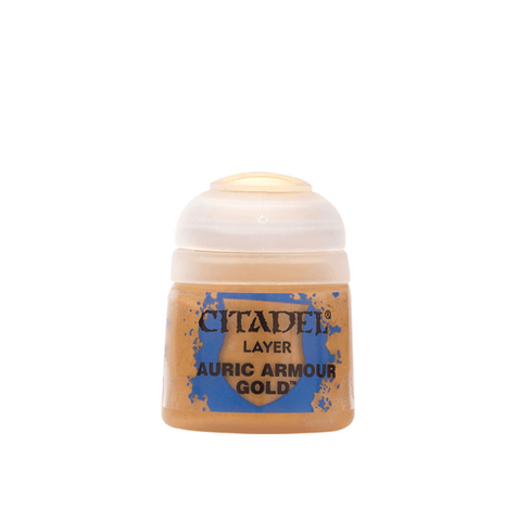Citadel Paints: Auric Armour Gold (Layer)
