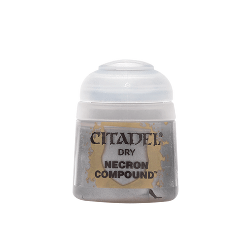 Citadel Paints: Necron Compound (Dry)