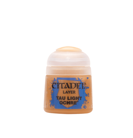 Citadel Paints: Tau Light Ochre (Layer)