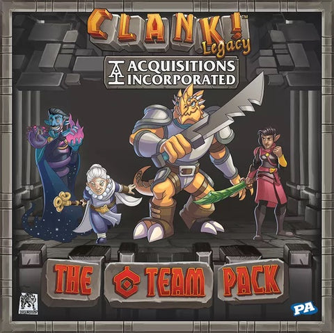 Clank! Legacy: Acquisitions Incorporated: The C Team Pack