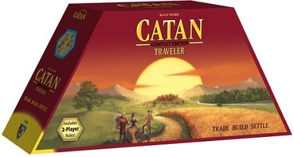 Catan Traveler: Compact Edition