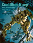 Rifts Source Book 4: Coalition Navy