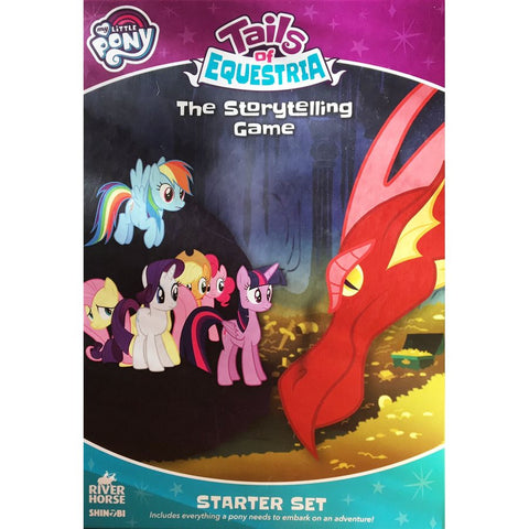 My Little Pony: Tails of Equestria Starter Set