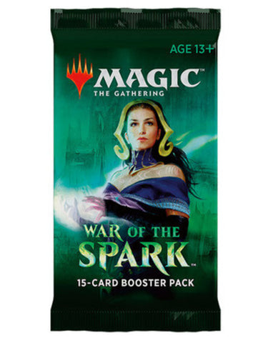 MTG: War of the Spark Booster Packs