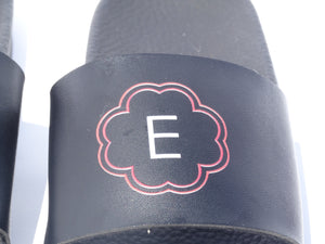 Estrada Sneakers Black Sliders