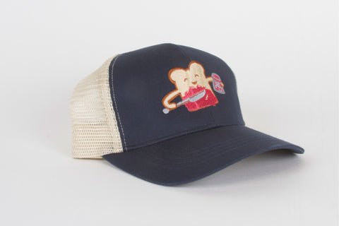 Toast Guy Hat - Navy