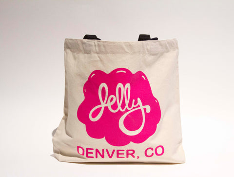 Jelly Canvas Tote