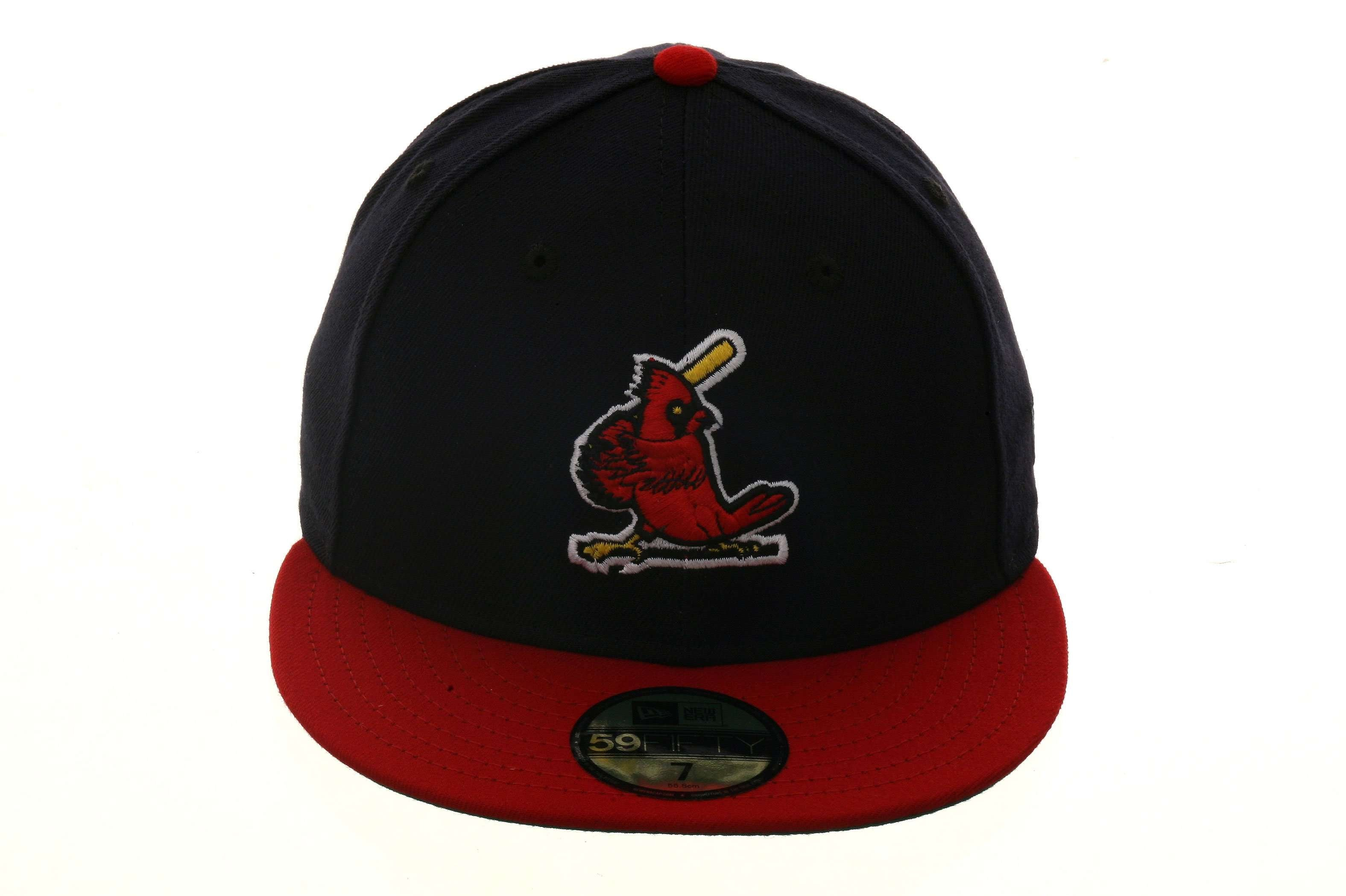 on sale 5d5f5 31909 St. Louis Cardinals 1967 Exclusive New Era 59Fifty Hat - 2T Navy, Red
