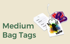 Medium Bag Tags