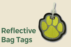 Reflective Bag Tags
