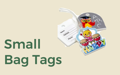 Small Bag Tags