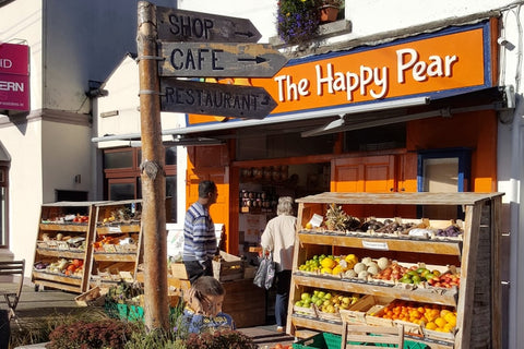 The Happy Pear Cafe