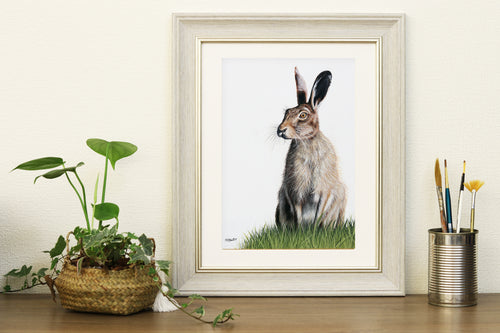 Hare Prints