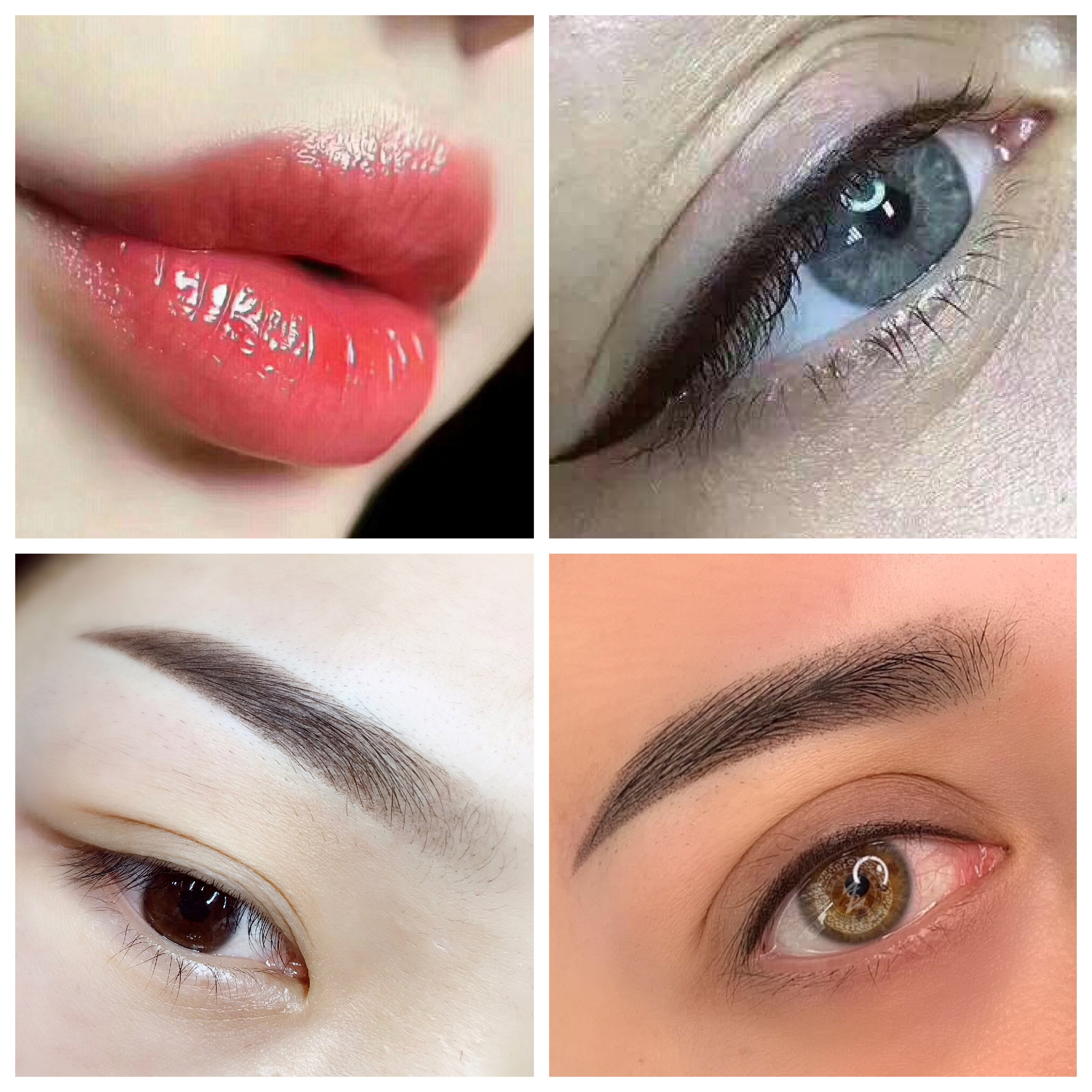 5 Days Comprehensive Course (Eyebrow + Eyeliner +Lip)