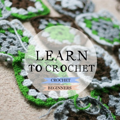 Beginners crochet workshop with Kim :: 4th AUG 2018