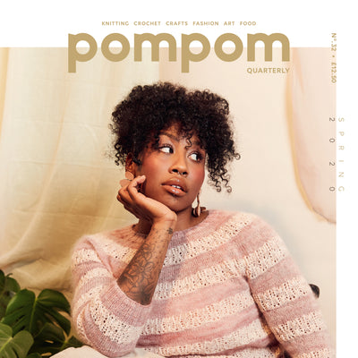 Issue 32 - POMPOM Quarterly