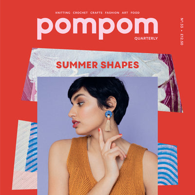 Issue 33 - POMPOM Quarterly