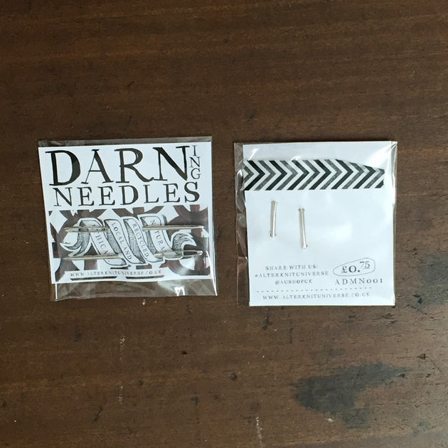 Darning Needles (Set of 2)