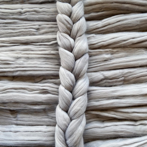 """Steel"" ECO-NYLON Biodegradable Braid"