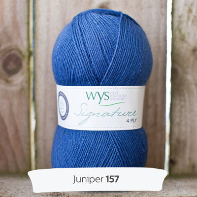 """Juniper"" Signature 4ply"