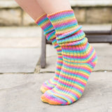 Real Wool Socks- Size S, M, L - Rum Paradise
