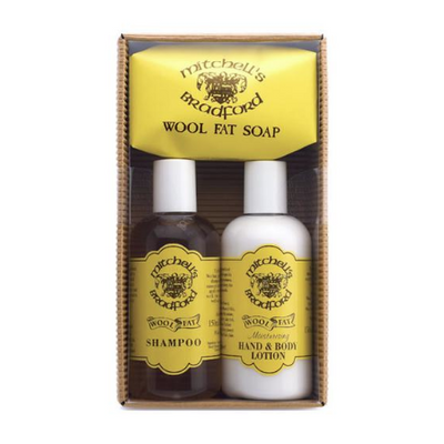 Lanolin Soap - Toiletry Gift Set