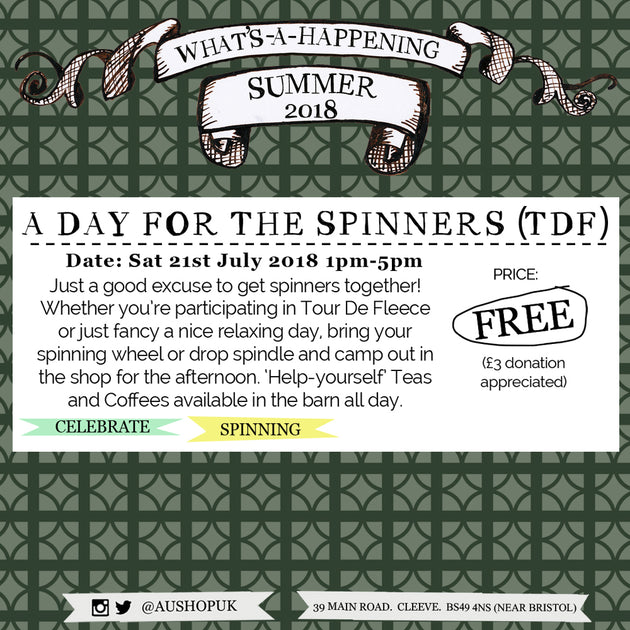 A Day for the Spinners (TDF) :: 21st July 2018