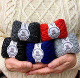 """Bullet Proof Bracelets"" SOCK Recycled Yarn"