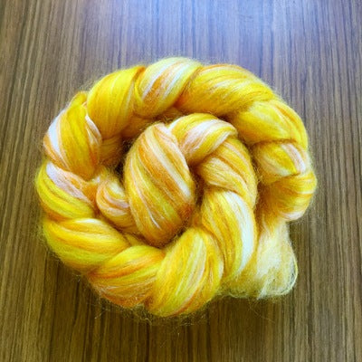 Sunshine. British/Bamboo/Nylon Blend 100g